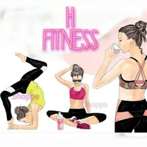 Fitness, gym clothing